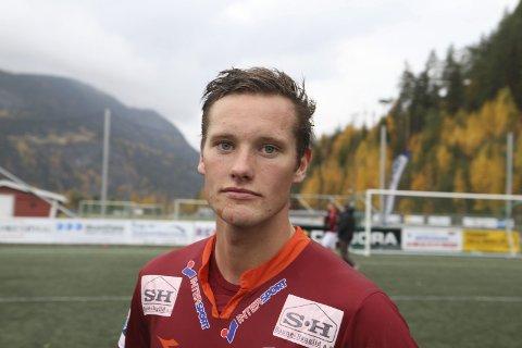 Scoret: Øyvind Lund