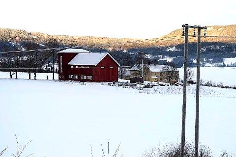 Viker Gård har både lokal- og kulturhistorisk betydning. Nå er garden til salgs med en takst på 18,5 millioner kroner.