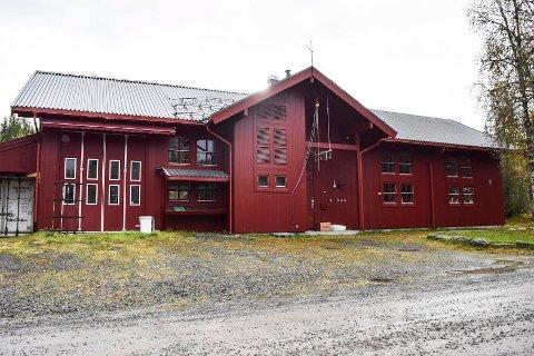 Anlegget til Kistefos Viltkjøtt AS ligger ved Akksjøen i Nordre Land.