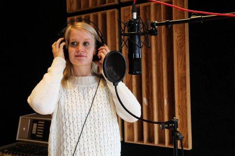 PODD-GJEST: Astrid Ekern fra Biristrand er dagens gjest i Backstage.