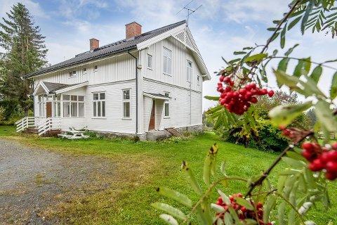FESTIVALGÅRD: Lørdag 15. juni går den andre utgaven av Grønske av stabelen på Præstgar'n i Snertingdal.