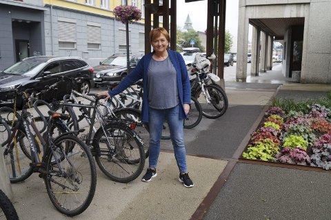 SAMFERDSELSPOLITIKER: Anne E. Thoresen (Ap).FOTO: Innsendt