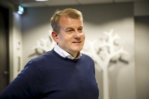 UTKLASSING: – Å vinne med så stor margin som Ingvild gjorde i dag er ren utklassing på dette nivået, sier Erik Røste.