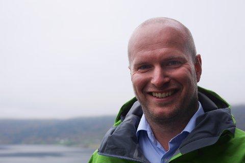 Arnfinn Helge Kvam blir administrerende banksjef for nye Valdres sparebank. Foto: Privat