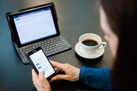 Mange har ennå ikke åpne sin elektroniske skattemelding.