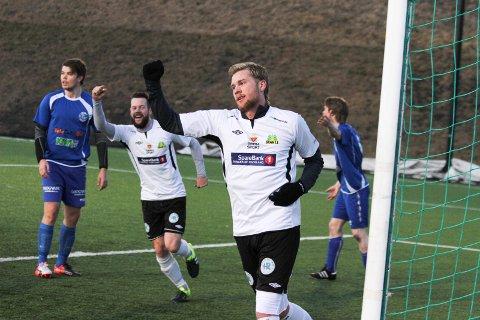 Ole Petter Berget scoret hele fem mål da Gran vant 7-0 over Moelven.