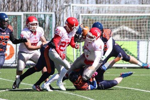 Gjøvik Swans spiller sesongens siste hjemmekamp på Vindplassen lørdag.