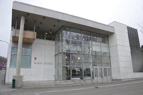 DØMT: Dommerne i Gjøvik Tingrett dømte mannen under tvil til betinget fengsel, ikke ubetinget.