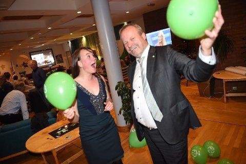 Senterpartiets Marit Knutsdatter Strand og Ivar Odnes er nye på Stortinget. De fem andre på den nye Opplandsbenken har alle minst en periode bak seg fra før.
