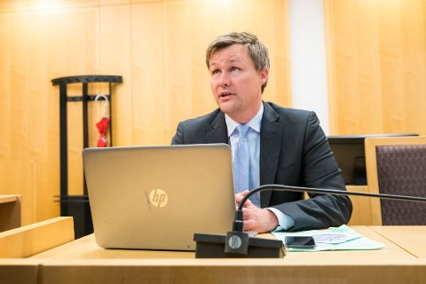 FORSVARER: Advokat Bernt Heiberg. Arkivbilde