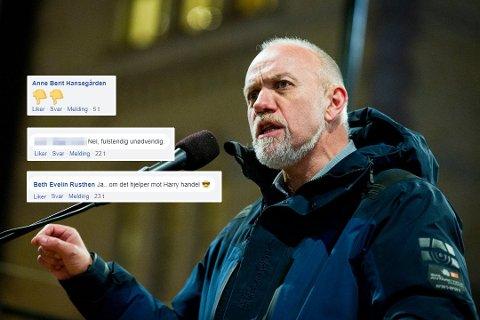 Morten Ørsal Johansens forslag om påskeåpne butikker møter motstand i  kommentarfeltet.