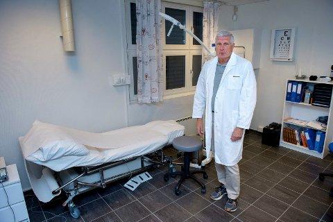 FÆRRE ENN ANTATT: Ibsensykehusene AS ble forespeilet omlag 1000 inngrep i året, men utførte bare 90 rituelle omskjæringer i fjor. Ingen av dem fant sted på privatsykehusets avdeling på Gjøvik.