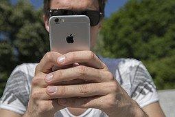 iPhone-eiere vil snart få post med mer informasjon om saken.
