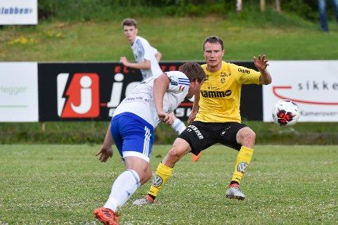 En lojal og god spiller blir borte fra Raufoss til sommeren når Håvard Nome forlater klubben.