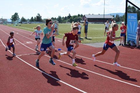 Frisk løping