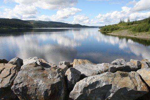 Nordre Land er en av kommunene som får store tap med det nye forslaget. Her Dokkfløyvannet i Nordre Land.
