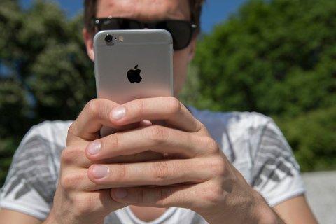 UFF DA: I juli skjer det 130 prosent flere mobilskader enn ellers i året, ifølge forsikringsselskap.