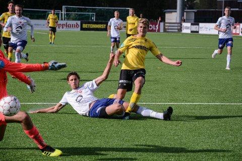 Oskar Johannes Løken er i kategorien talenter man vil løfte gjennom utlån fra toppklubber. Løken kom på permanent basis til Raufoss fra Stabæk for halvannet år siden og har tatt fine steg.