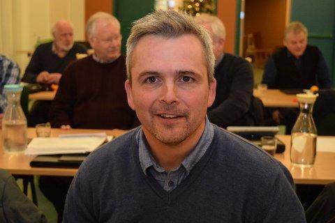 ORDFØRERKANDIDAT: Bror Helgestad er ordførerkandidat for Østre Toten Sp.