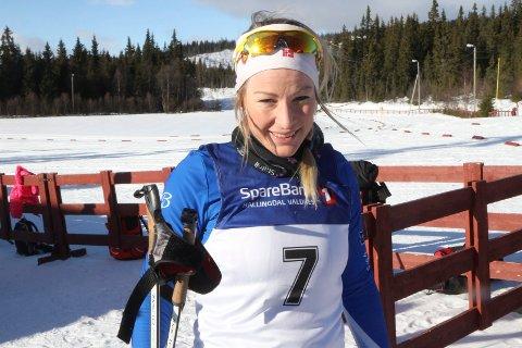 Ida Eide fra Beitostølen, her avbildet etter Mellerunden i 2015.