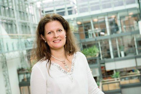 EKSTRA LYTTERUNDE: Administrerende direktør i Helse Sør-Øst Cathrine Lofthus vil vite hvilken løsning kommunene selv foreslår for framtidens sykehusstruktur.