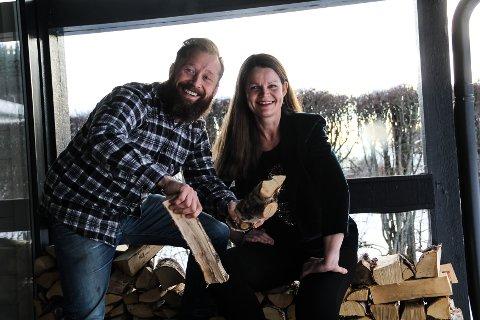 HEL VED: Johannes Skyberg og Kristin Fyrand Mikkelsen i Resonans lover et jubileumsår utelukkende med solide navn på plakaten.