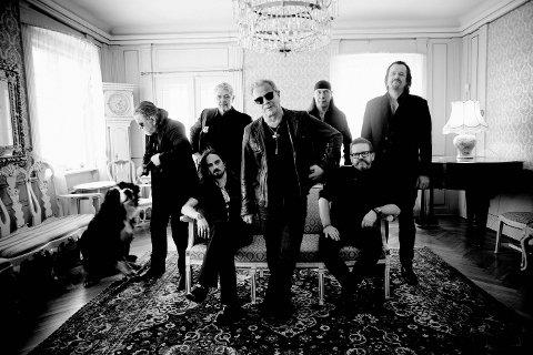 TIL FJELLS IGJEN: Eter mange konserter oppigjennom årene, kan Åge Aleksandersen & Sambandet veien til Beitostølen utenat.