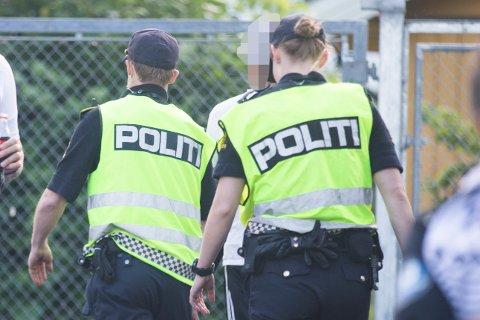 ØVELSE: Innlandet politidistrikt skal være med på stor øvelse tirsdag og onsdag. Illustrasjonsfoto.