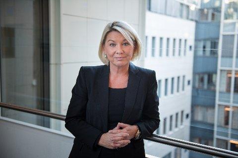 VIL INVITERES: – Vi vil nå ta kontakt med kommuner og etater for å be om invitasjoner, sier Monica Mæland, kommunal- og moderniseringsminister.