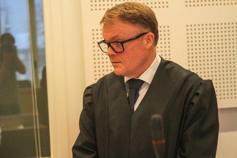 Per Martin Utkilen er etterforskningsleder ved Spesialenheten for politisaker og aktor i saken.