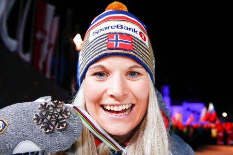 NRK-ekspert Torgeir Bjørn tror bronsejenta fra VM i Seefeld, Mari Eide forsvinner ut av kvinnelandslaget.