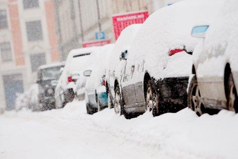 NYE REGLER: Gjøvik kommune har nye satser på en del av sine parkeringer i 2020.