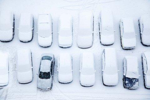 AVSKILTE?: Hvis du har en bil uten forsikring, bør du vurdere å avskilte den. For en personbil er gebyret over 50.000 kroner på et år hvis du ikke har forsikret den.