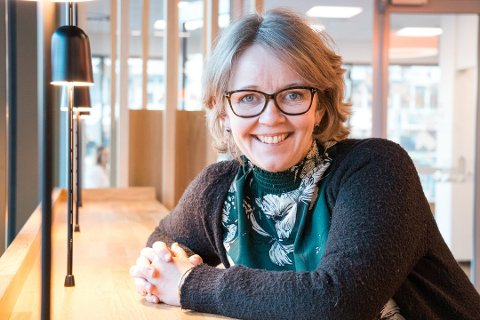 BEDRE: Anne Bjertnæs (47) sier til OA at formen er stigende.