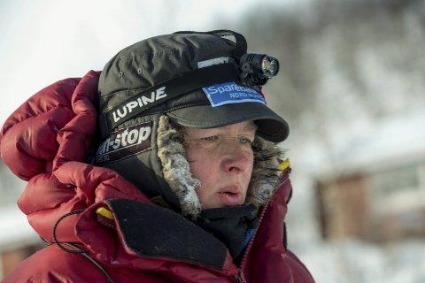 UHELDIG: Birgitte Næss var 50 kilometer fra å vinne ei hytte til 600.000 kroner.
