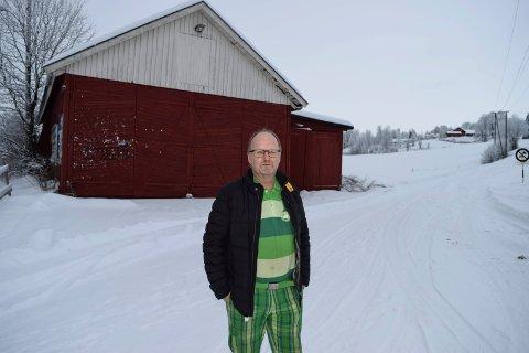 BAKKE: Fylkesmannen sier ja til at Kiwi-kjøpmann Svein Håvard Linnerud kan bygge ny Kiwi-butikk på Bakke på Kapp.