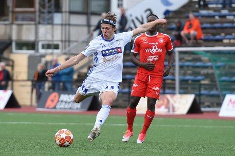 Stian Akernes møter tidligere lagkamerater når FK Gjøvik-Lyn og FK Toten møters til treningskamp på Gjøvik stadion lørdag.