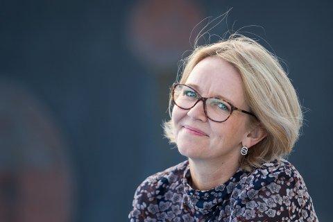 Ordførerkandidat Anne Bjertnæs er opptatt av å utvikle helse og omsorgstjenesten.