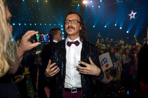 FESTIVALKLAR: Thomas Felberg gleder seg til å tilbringe helga på Gjøvik og Fredvikafestivalen.