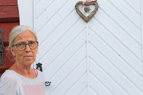 AIRBNB-VERTSKAP: Kari Källvik leier ut et hus og et stabbur gjennom Airbnb, og er fornøyd med selskapet.