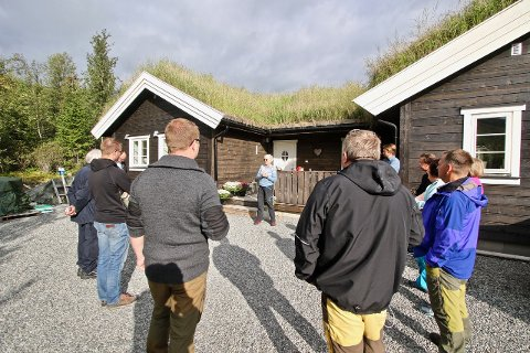 ÅRLIGE RINGVIRKNINGER: – det gledelig å se hvor ofte hytteeierne bruker hyttene sine, ja hele året, som igjen gir store ringvirkninger for det lokale næringslivet, understreker Atle Hovi.