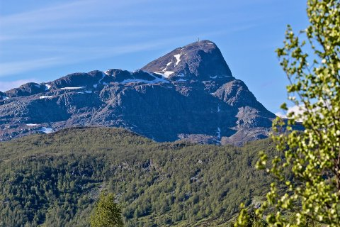 FJELL OG VIDDE: På Beitostølen er det kort vei til norsk fjellheim. Det trekker folk, også på sommeren.