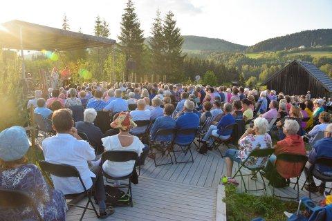 SOMMER I PRØYSEN: Marked- og arrangementansvarlig vil blant annet ha ansvaret for konsertene på Prøysenhuset.