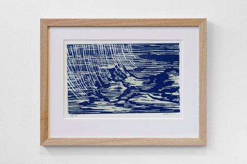 KAN BESKUES: Dette verket av Patrick Huse kan ses under utstillingen på Oppland kunstsenter.