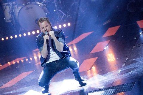 TIL GJØVIK: Knut Marius Djupvik åpner konsertsesongen 2021 i bakgården på Kaffka.
