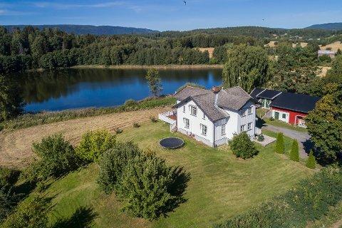 SOLGT: Småbruket Solbakken gikk over prisantydning og flere ønsket seg eiendommen.