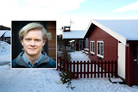 OVER HALVPARTEN SMITTET: 59 ansatte og beboere er smittet på mottaket på Vinstra. Kommuneoverlege Anders Braband i Nord-Fron utelukker ikke at smitten kan komme fra Toten.