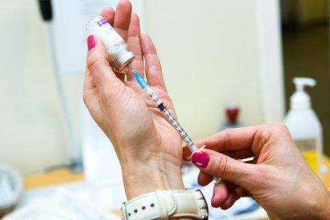 FOR MYE: En pasient i Østre Toten fikk tidobbel dose morfin i desember 2019. Illustrasjonsbilde.