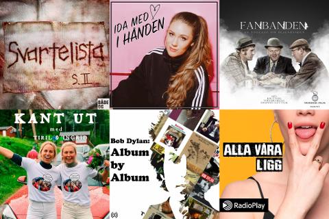 KLIKK OG LYTT: Relasjoner , fotball, grøss og musikk - det finnes en podkast for de fleste temaer.
