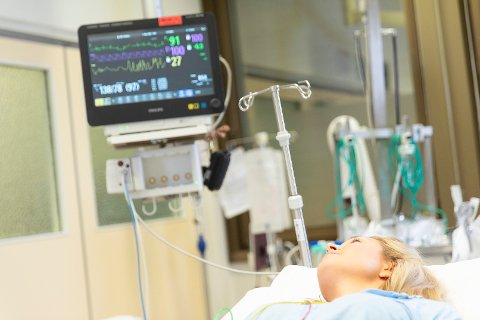 DAGENS SYKEHUS: Sykehusaksjonistene mener Sykehuset Innlandet slipper å sette til side flere hundre millioner kroner hvert år, dersom man viderefører dagens sykehus.